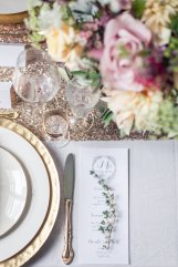 Workshop Organiser: Anouschka Rokebrand, Photography: Raisa Zwart, Styling: Avenue Lifestyle, Sequin Runner: Gilded Linens, Venue: Landgoed Te Werve, The Netherlands